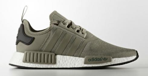 adidas NMD R1 Trace Cargo Core Black BA7249