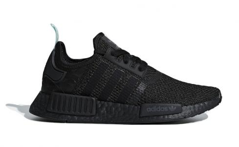 adidas WMNS NMD R1 Clear Mint Core Black AQ1102