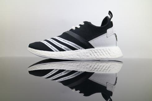 Adidas NMD R2 Light Grey Black CG3648