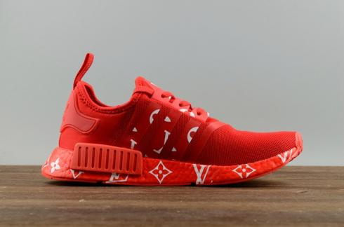 Adidas NMD Runner Red All S70160