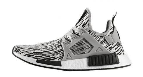 adidas NMD XR1 Oreo Core Black Solid Grey White BY1910