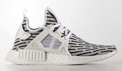 adidas NMD XR1 Running White Core Red BB2911