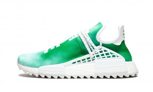Pharrell x Adidas NMD Hu China Pack Youth Green F99760