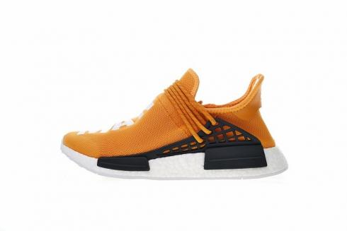 Pharrell x Adidas NMD Human Race Tangerine Orange PW BB3070