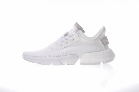 Adidas Originals POD S3.1 Boost Triple White B37452