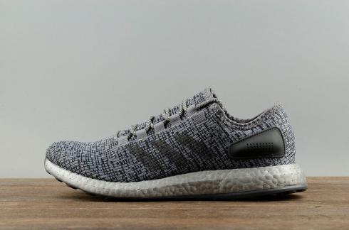 Adidas PureBOOST LTD Limited Running Shoes Boost Triple Grey S80703