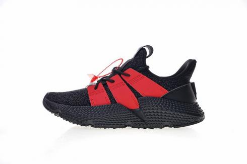 Adidas Prophere Undftd Black Carbone Red BB6994