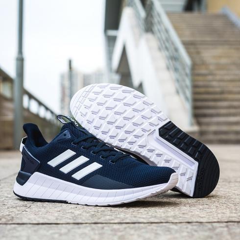 ADIDAS QUESTAR RIDE Deep Blue White