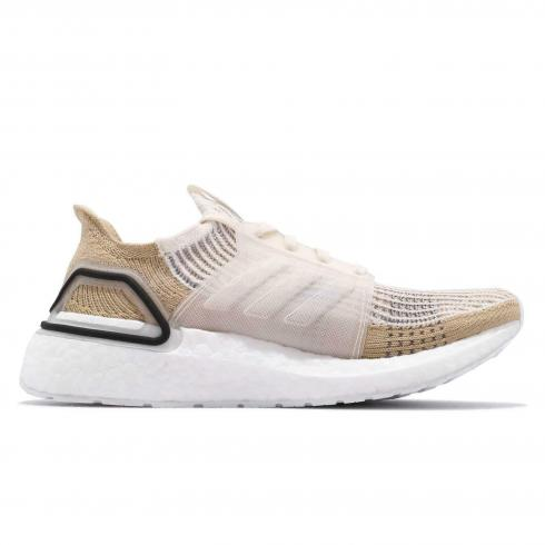 Adidas Ultra Boost 2019 Chalk White Pale Nude B75878