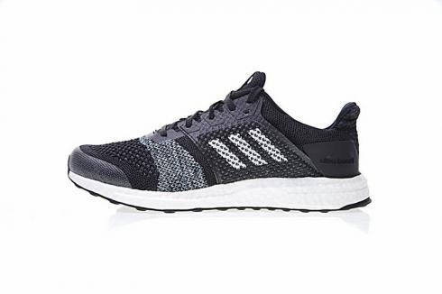 Adidas Ultra Boost ST Running Shoes Legend Ink Clear Mint AC7586