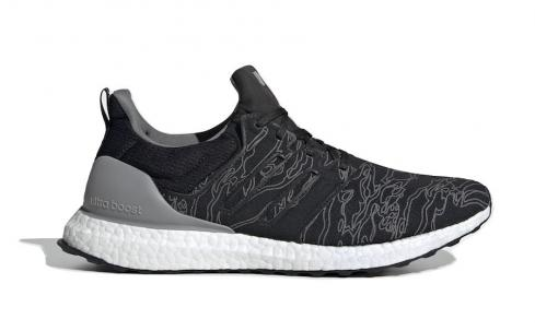 Undefeated x adidas Ultra Boost Core Black BC0472