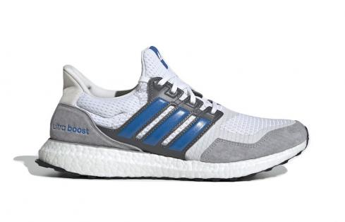 adidas Ultra Boost S&L White Blue Grey EF0723