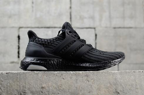 timeless design 2b6c4 eccf1 Adidas Ultra Boost 2 Black All