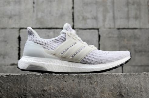 Adidas Ultra Boost 2 Light Grey White