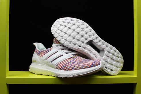 Adidas Ultra Boost 4.0 Pink White
