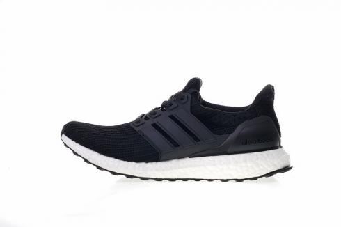 Adidas Ultra Boost 4.0 Core Black Running Shoes BB6166