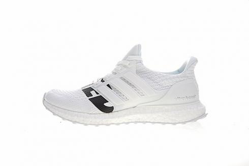 Adidas Ultra Boost 4.0 Undefeated White Sneakers BB9102