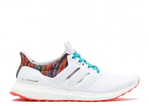 Adidas Ultra Boost 4 White Multicolor BY1756