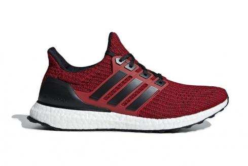adidas Ultra Boost 4.0 Red Black White EE3703