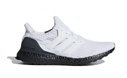 adidas Ultra Boost 4.0 White Black Orchid Tint Cloud Core DB3197