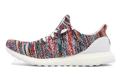 Missoni x adidas Ultra Boost Clima Multicolor White Cyan Red D97771