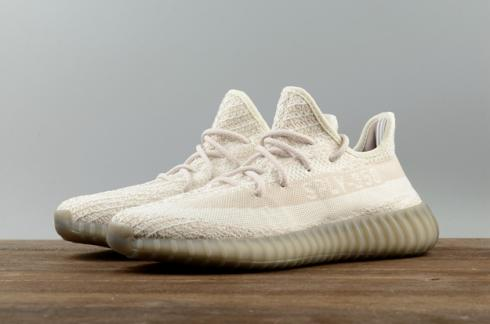 Adidas Yeezy Boost 350 V2 Real Boost Sample White