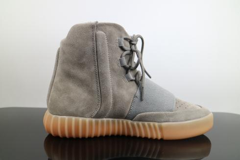 Adidas Yeezy Boost 750 V2 Black Grey Brown BB1840