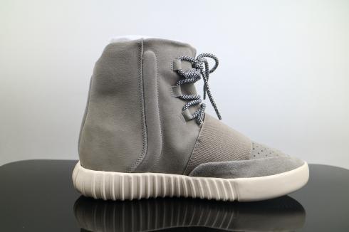wholesale dealer 35f12 29330 Adidas Yeezy Boost 750 V2 Black Light Grey All B35309