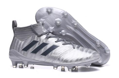 Adidas ACE 17 Purecontrol FG Magnetic Control Silver Black