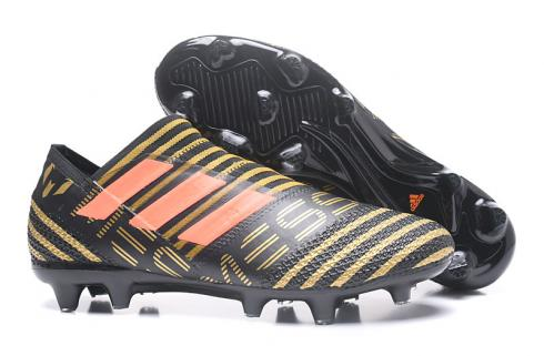 Adidas Nemeziz 17 360 Agility FG Brown Orange