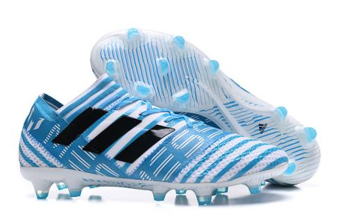 Adidas Nemeziz 17.1 AG Blue Black BY2406