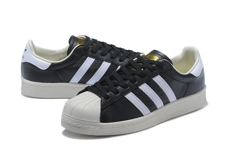 Adidas SuperStar Boost SB Shoes Black White New