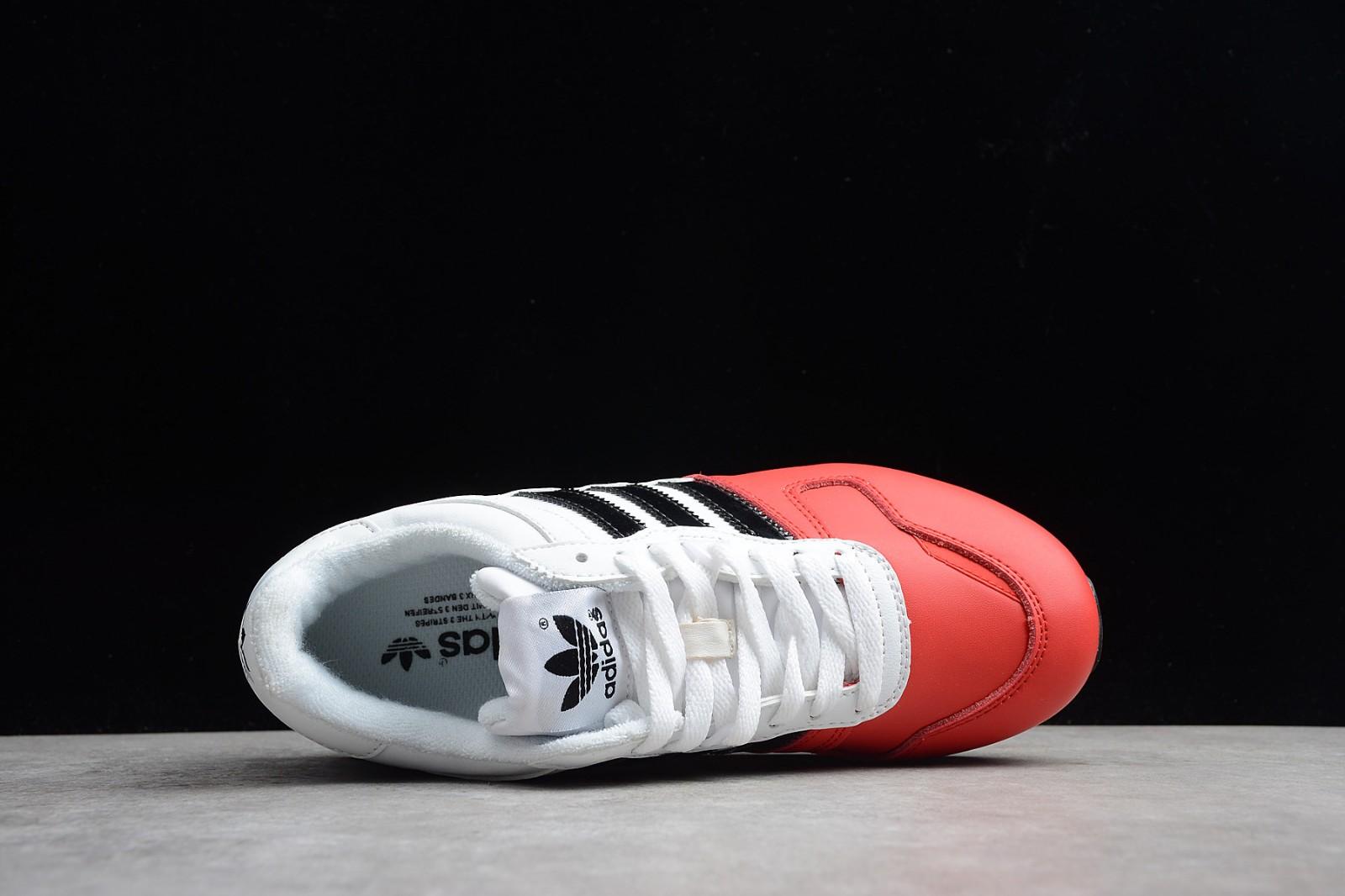 competitive price c482d 0ee06 Adidas Originals ZX 700 White Red Black AQ5316