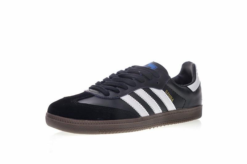 Adidas Samba OG Schuhe Original Sneaker Black White B75807