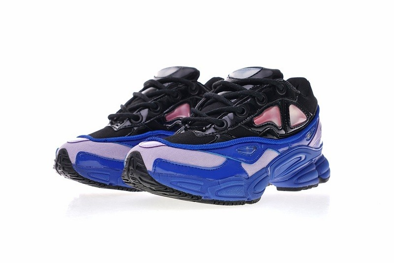 size 40 2ff9c 33bdd Adidas x Raf Simons Ozweego III Black Purple B22539