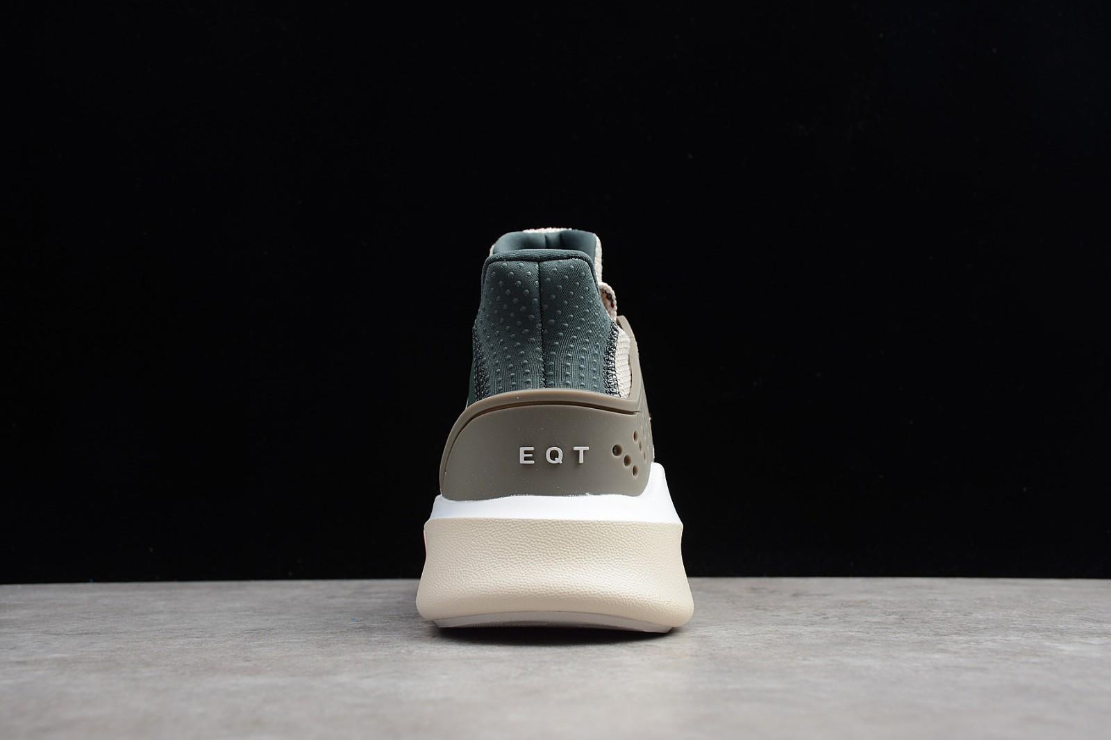 Adidas EQT Bask ADV Dark Green Clear