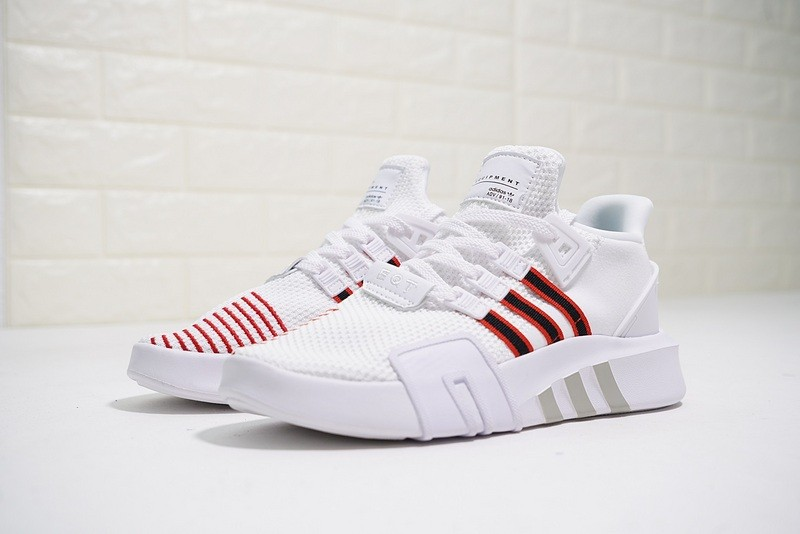 designer fashion ae8dc 9a21e Adidas Originals EQT Basketball ADV White Red Black Grey CQ2213