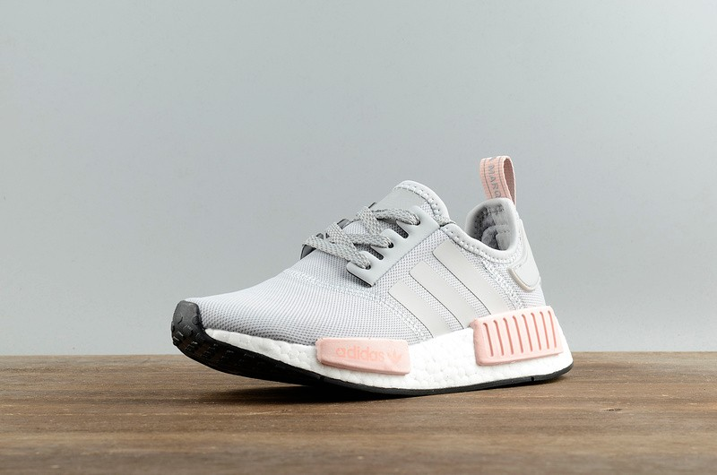 competitive price 431de 0e471 Adidas NMD R1 Grey Vapour Pink Light Onyx BY3058
