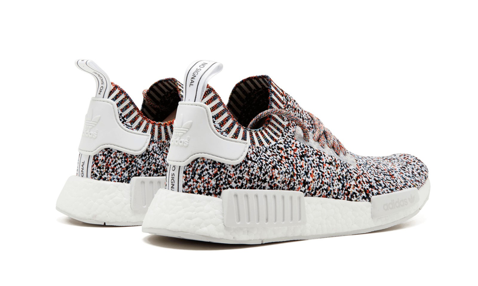 Adidas NMD R1 PK Primeknit Rainbow Static Multi Color BW1126