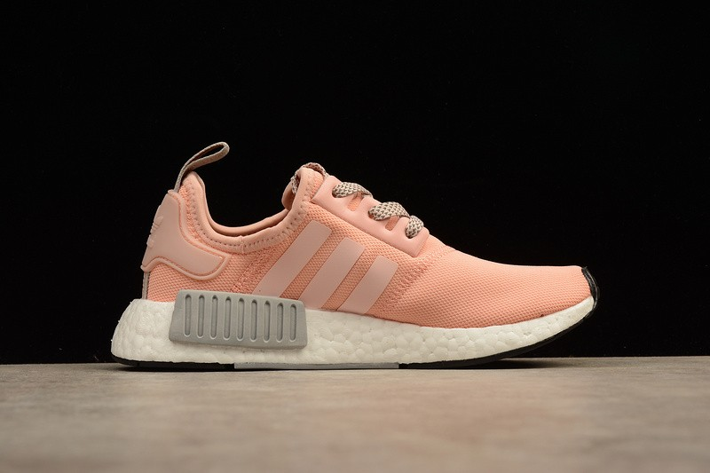 adidas nmd r1 feminino rosa