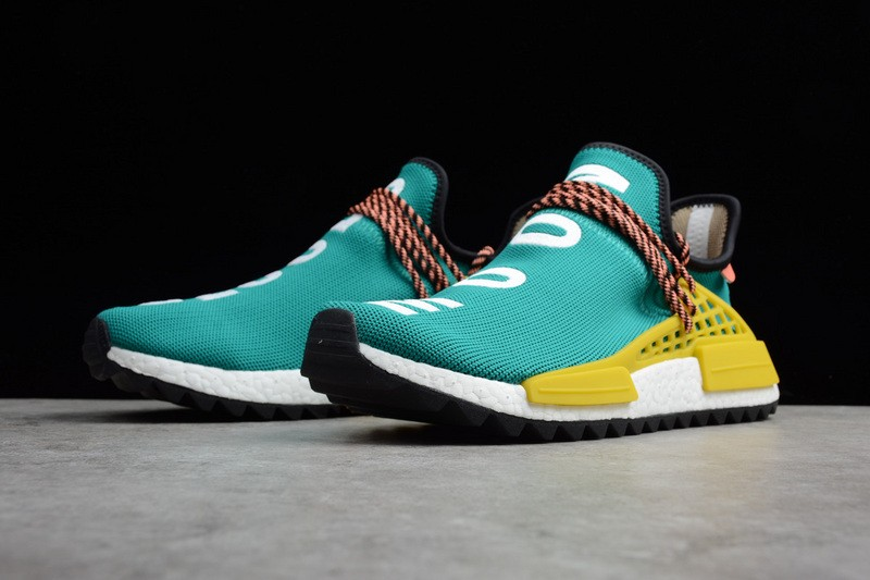 Pharrell Williams x Adidas NMD HU Trail Sun Glow AC7188
