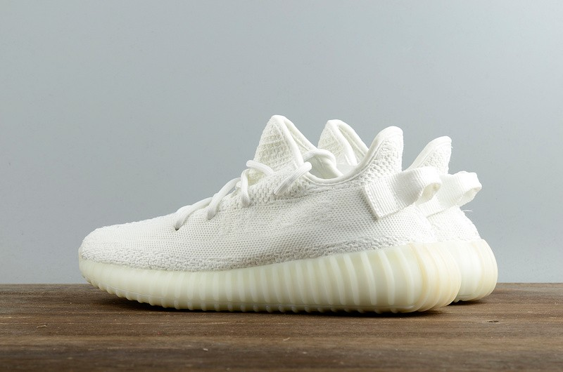 best service 95de0 2467b Adidas Yeezy Boost 350 V2 Cream Triple White CP9366
